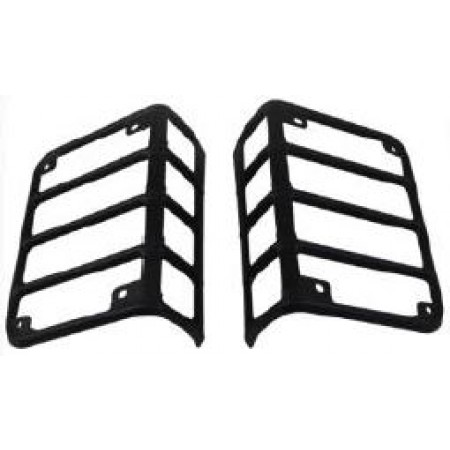 Jeep Wrangler Tail Light Guards