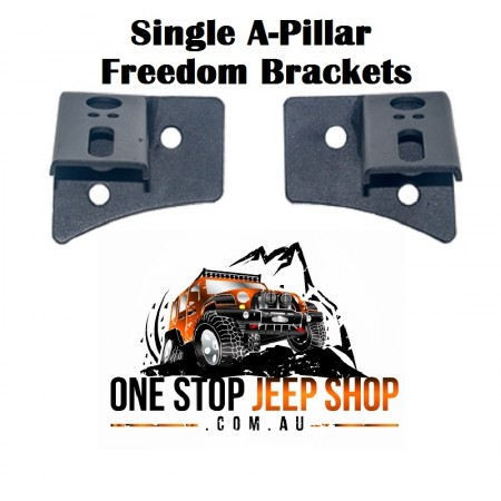 Single A-pillar Freedom Bracket