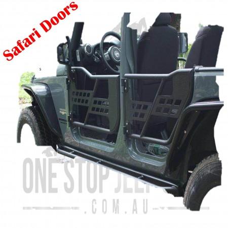 JKU Wrangler Safari 4 Door Kit