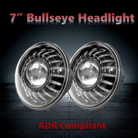 """7"""" Bullseye Headlight"""