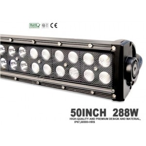 "PHILLIPS LED Black Series 50"" and 52"" Light Bars"