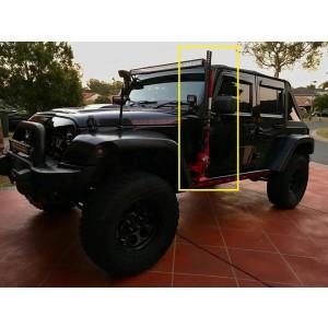 BOLT Lock Australia Jeep Wrangler Jack Mount