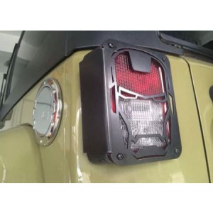 Iron Man Taillight Cover