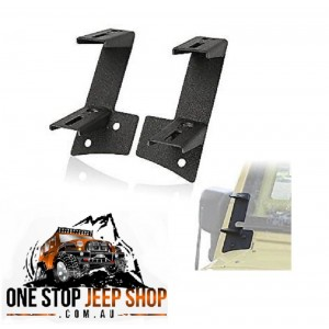 JEEP WRANGLER JK Twin A-Pillar Freedom Bracket