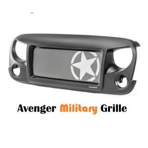 Jeep JK Wrangler  Avenger Military Grille