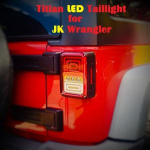 Titian LED Taillights