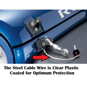 JK Wrangler Retro Bonnet Latches