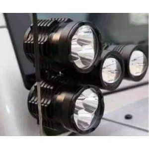 Shooter A-Pillar LED Lights
