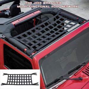 JK/TJ Wrangler Multi-Fit Cargo Net