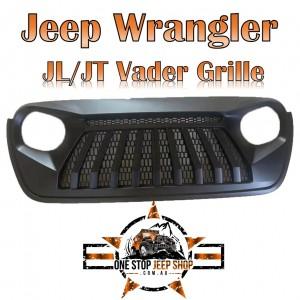 Jeep JL Wrangler & JT Gladiator 2018 onwards  Vader Grille