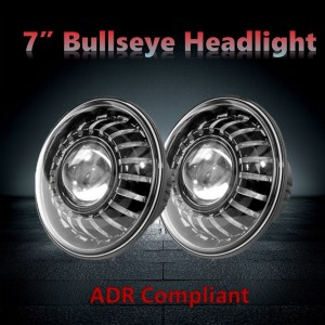 "7"" Bullseye Headlight"