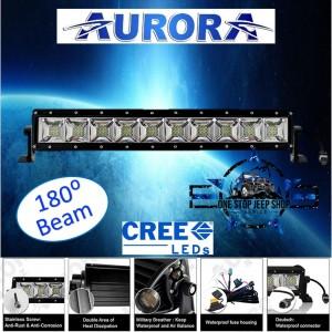 AURORA 20 inch Scene Light Bar