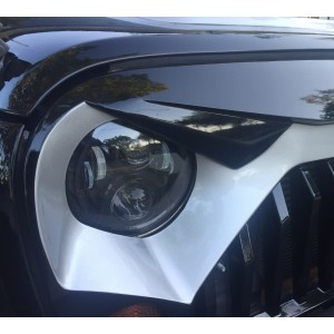 "7"" HEADLIGHT  BLACK PROJECTOR Gen 2"