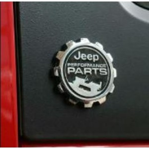 Jeep Performance Parts Emblems