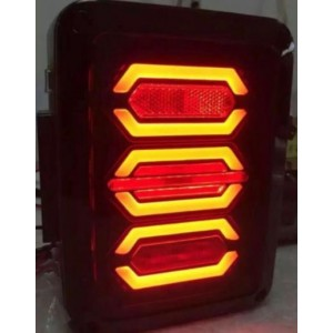 Black Ninja LED Tail Light