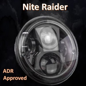 "NITE RAIDER ""ADR E9 DOT"" Approved"