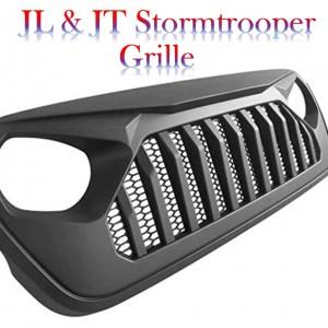 Jeep JL Wrangler & JT Gladiator 2018 - 2021 Stormtrooper Grille