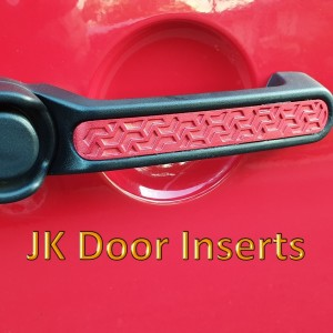 Jeep Wrangler JK Door Inserts