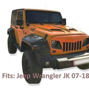 JEEP WRANGLER 2007-2018  JK Transformer Bonnet