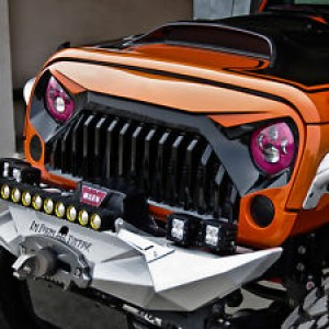 Jeep JK Wrangler  Stormtrooper Grille