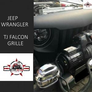 JEEP WRANGLER - TJ Falcon Grille
