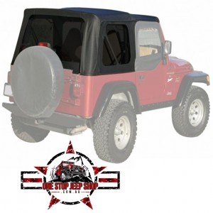 Jeep TJ Wrangler 1997-2006 High Quality Soft Top Replacement
