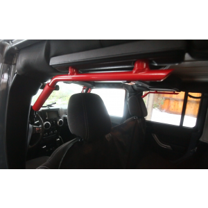 Grab Handles - REAR RED
