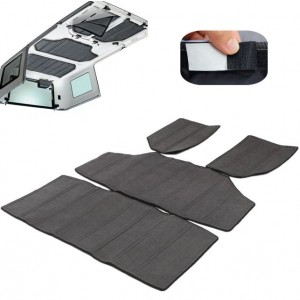 4 Door Insulation Kit
